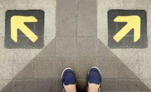 dois caminhos